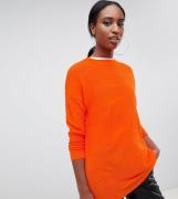 Jersey extragrande con puntada ondulada de ASOS TALL